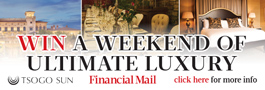 Win a luxurious weekend at Montecasino