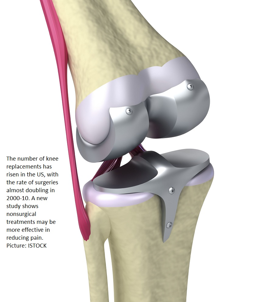 Knee Surgery May Not Always Be Right Answer